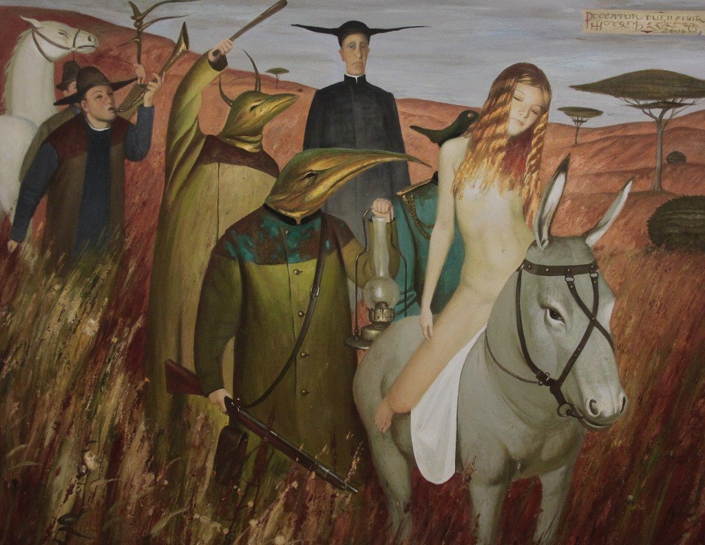 Igor Samsonov - Fine Art Collection